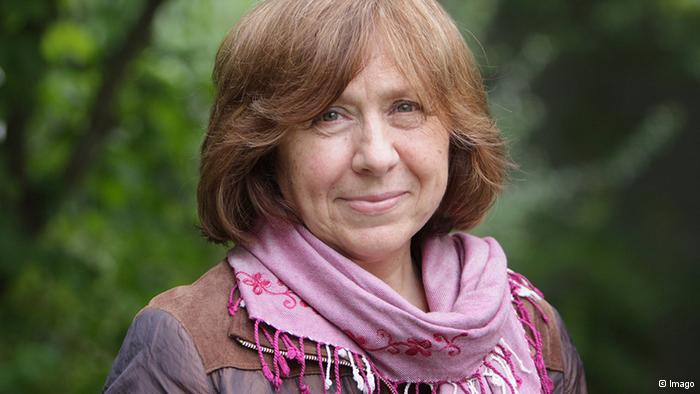 白俄罗斯女作家、记者获2015诺贝尔文学奖