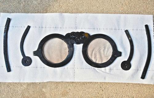 武汉挖出3座清代墓出土银簪子、西洋眼镜(图)