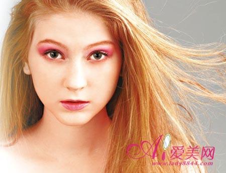 眼影画法化妆师教你眼影颜色搭配