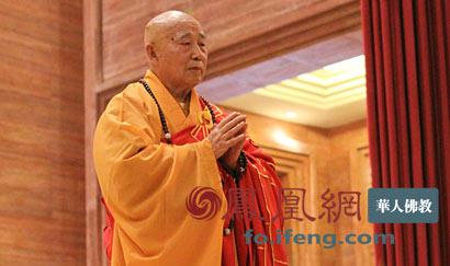 中佛协传印长老政协提案 要解决佛寺法人问题