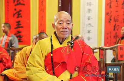 四川德阳万佛寺将举行纪念海山老和尚追思法会