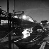 夜幕下的海珠桥