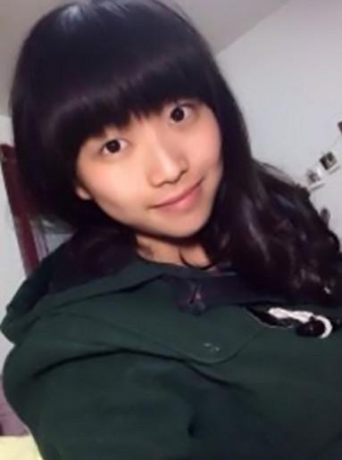 """""""非诚""""黄菡17岁女儿曝光 近照甜美可爱(图)"""