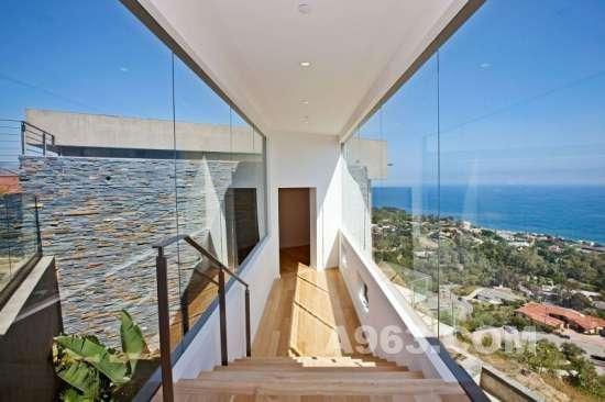 美国现代建筑bridge house设计欣赏
