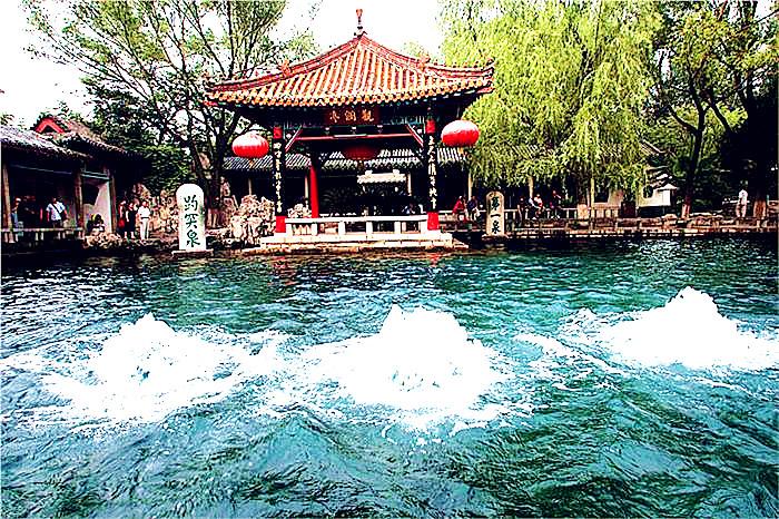 山东济南风景图片