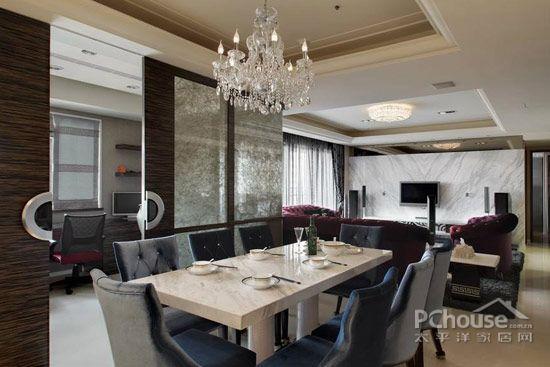 古典风格客厅设计效果图