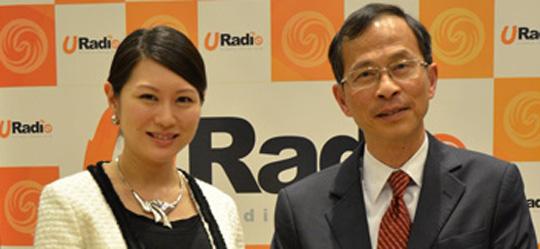凤凰URadio专访香港立法会主席曾钰成