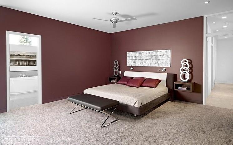 背景墙 房间 家居 起居室 设计 卧室 卧室装修 现代 装修 747_465