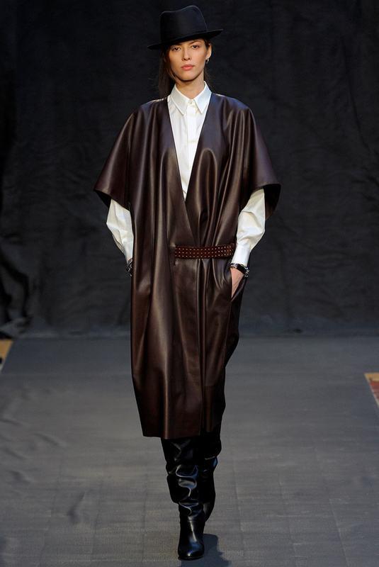 安逸宁静 游牧风情 Hermes 2012秋冬发布