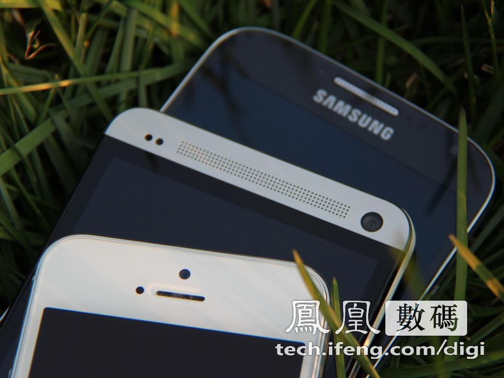 苹果5与三星s4�:/�_htc one/三星s4/iphone 5全方位对比评测