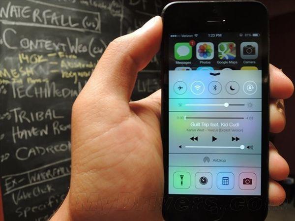 技巧 让iOS 7下的iPhone 4键盘流畅输入