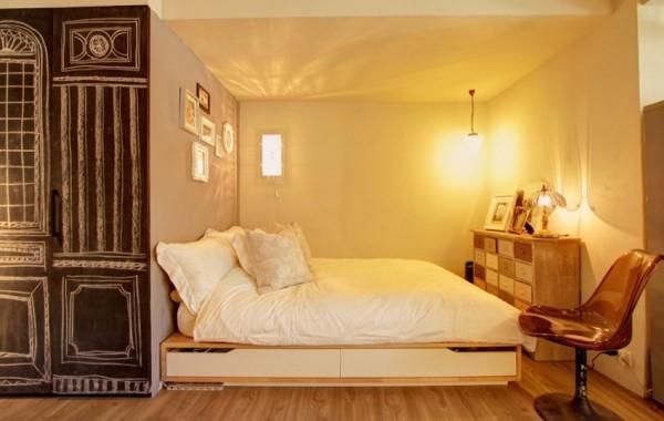 室内设计师的私密空间 台北ivy 的家_宁波频道_凤凰网