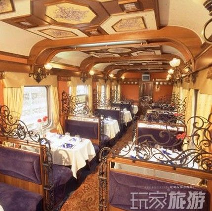 超豪华欧式餐厅