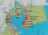 环湾保护拥湾发展 着眼高端产业布局胶州湾
