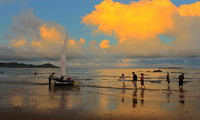 黄岛区生活环境