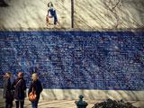 情话诉说地一:巴黎爱墙