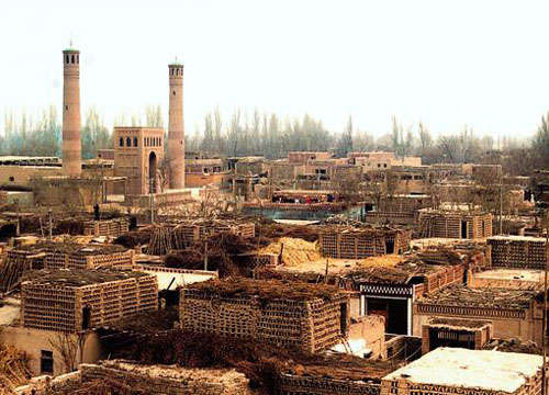 探访边疆戈壁鲁克沁 新疆孤城的尊严