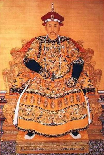 历史上的康熙皇帝及众皇子画像 - 月  月 - 阳光月月(看新闻 寓娱乐)