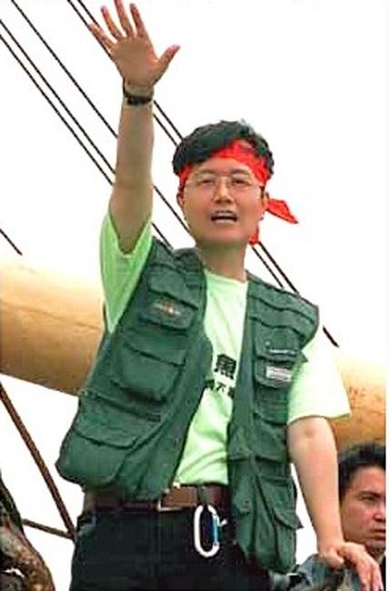 中国保钓烈士第一人牺牲真相 - 北风 - 北风融青春,冰雪铸人生,荒原看不同!