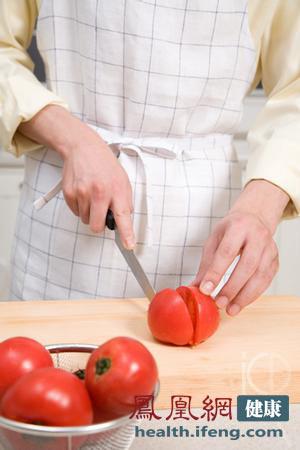 食物搭配:西红柿炒鸡蛋的神奇功效