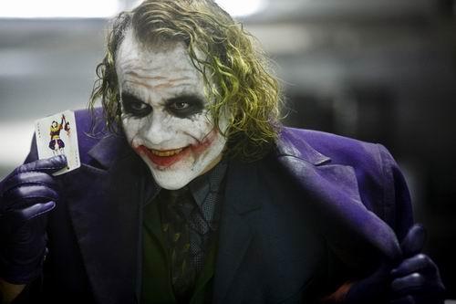 《蝙蝠侠》:小丑的自白
