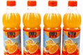 果粒橙:摇出黑色异物