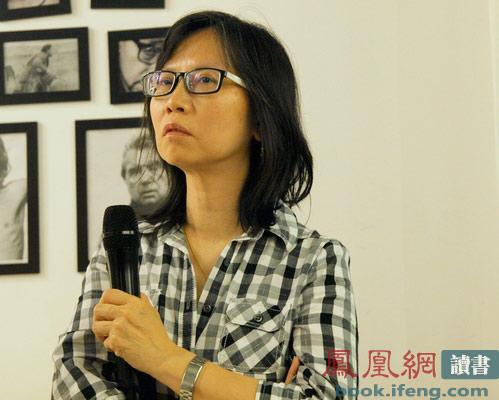 凤凰网读书会第89期:张翠容VS梁文道