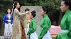 汉服爱好者办传统女子成人礼 弘扬民族文化