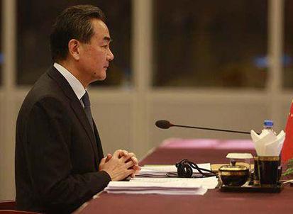 毛峰:中日外长会谈释放两国关系突变迹象