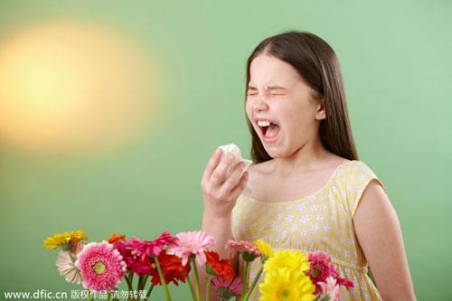 广州可爱可亲流感季易患感冒 打喷嚏时捂嘴好不好