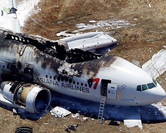 波音就韩亚客机失事发声明 同类飞机在华曾严重颠簸