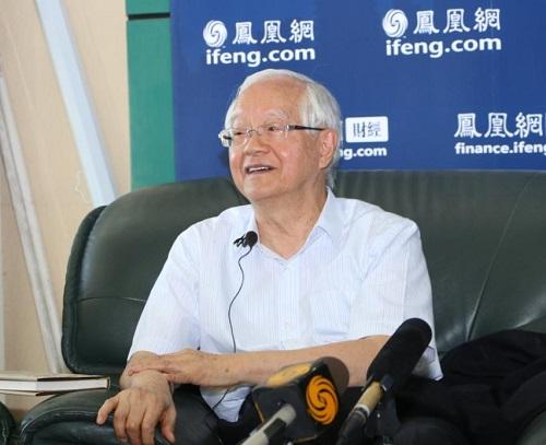 吴敬琏前瞻十八届三中全会:体制改革已到关口 - 月  月 - 阳光月月(看新闻)