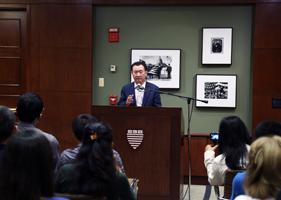 王健林董事长在哈佛大学发表演讲