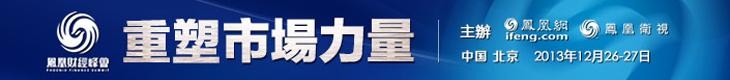 2013凤凰财经峰会