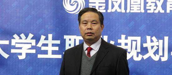 武汉理工大学处长赵北平:做实际工作 考研未必比本科有优势