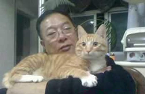 我家的宠物也学佛 - xinxiankongqi-8 - 新鲜空气 的博客