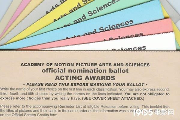 奥斯卡提名投票即将启动  307票即可入围最佳影片