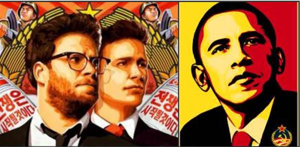 [独家]奥巴马力挺《刺杀金正恩》上映获美国民众点赞