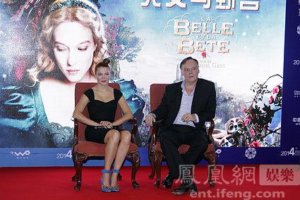 《美女与野兽》开幕北京电影节 蕾雅-赛杜想拍功夫片