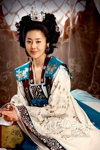 盘点韩国7大古装美女:李英爱优雅