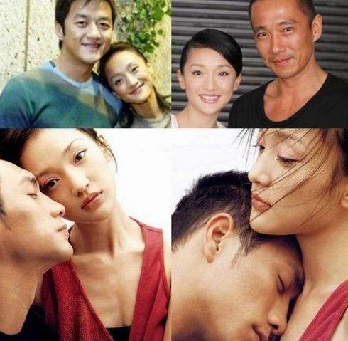 揭周迅情史:首任男友系窦唯弟弟 疑与李亚鹏订过婚