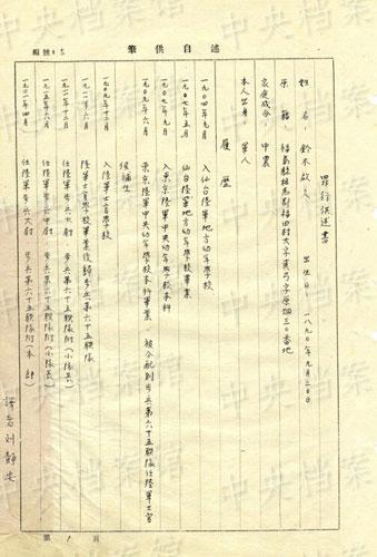 中央档案馆副馆长解释当年为何宽大处理日本战犯