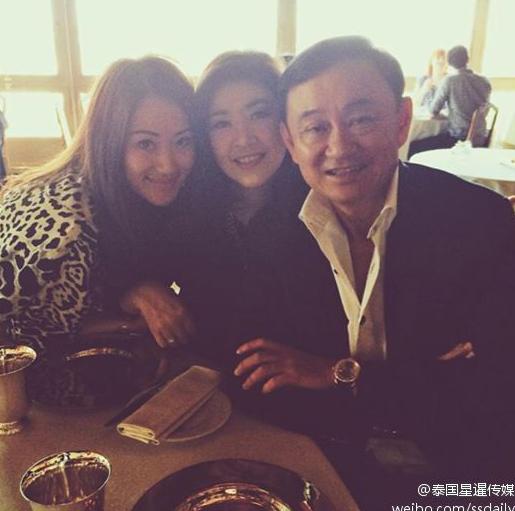 英拉在法国为哥哥他信庆生 - 人在上海    - 中国新闻画报