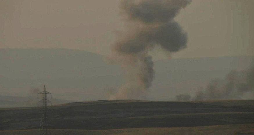 美军空袭伊拉克ISIS武装照片曝光(图)美军空袭ISIS不亏本