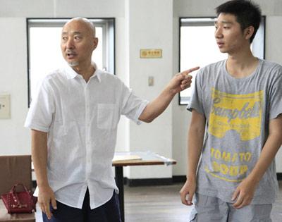 陈佩斯儿子曝光:父子神撞脸2014.8.5 - fpdlgswmx - fpdlgswmx的博客