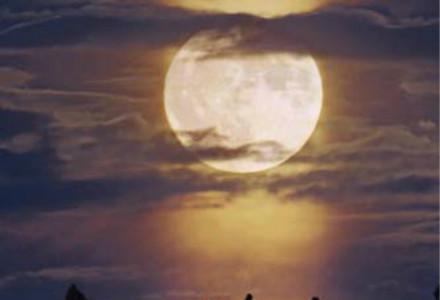 知青忆下乡时八月十五的记忆:孤独 资料图-知青忆下乡 每晚整个世界