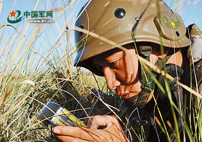 """港媒揭秘解放军""""朱日和基地"""":先进堪比美军(图)"""
