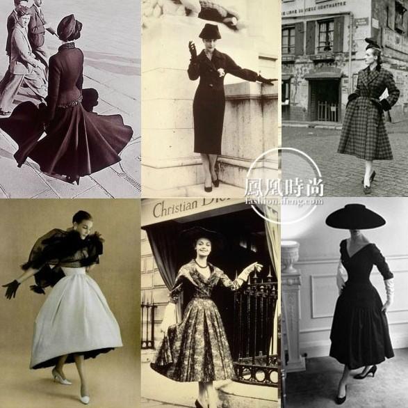 Dior先生 一辈子为了让千万女人变美的男人 凤