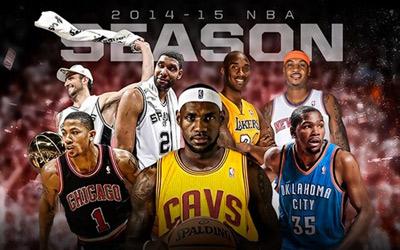 NBA新赛季赛程:揭幕战马刺对小牛 湖人VS火箭