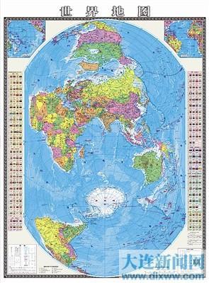 罗援:中国地图由雄鸡变火炬